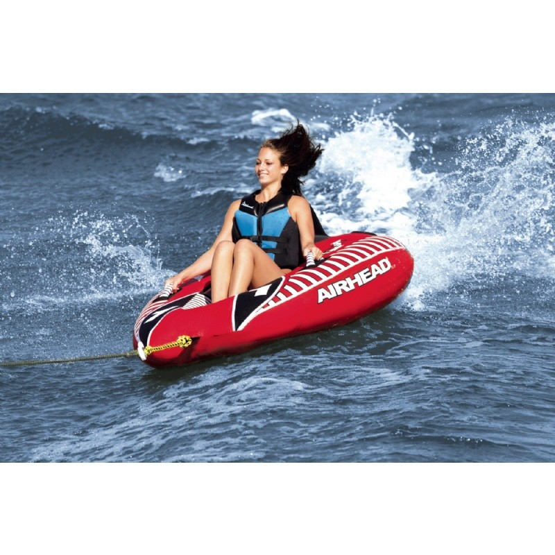 Watersport Tubes: Viper Cockpit 1-Rider Towable Tube
