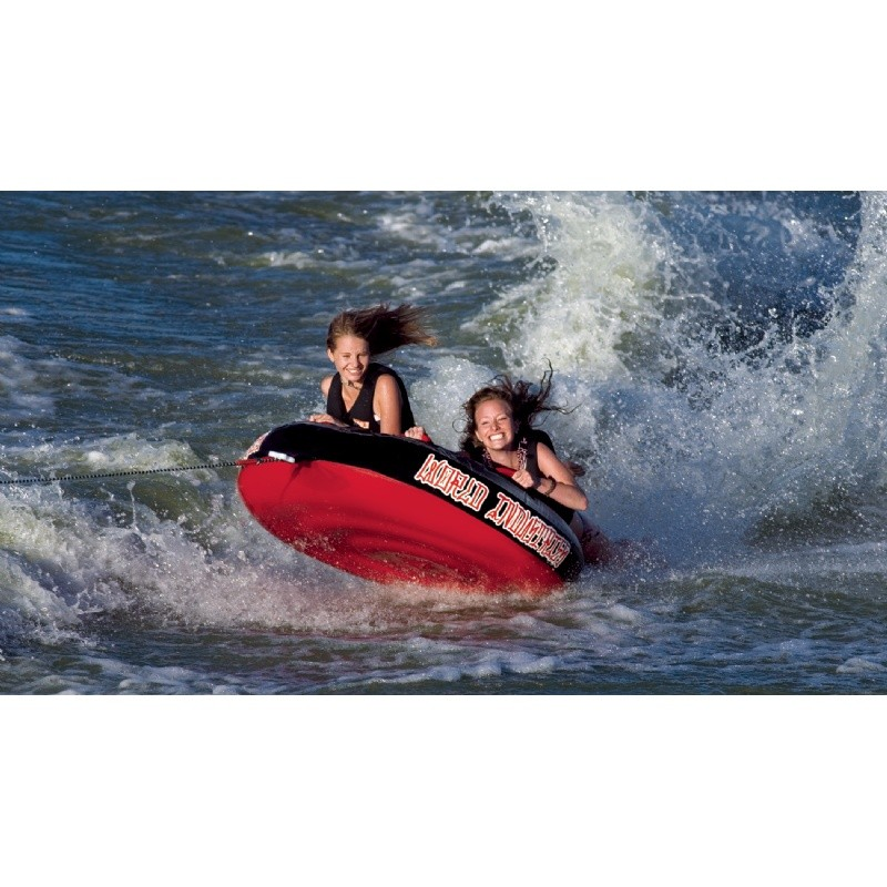 Watersport Tubes: Grim 1 Person Towable Tube