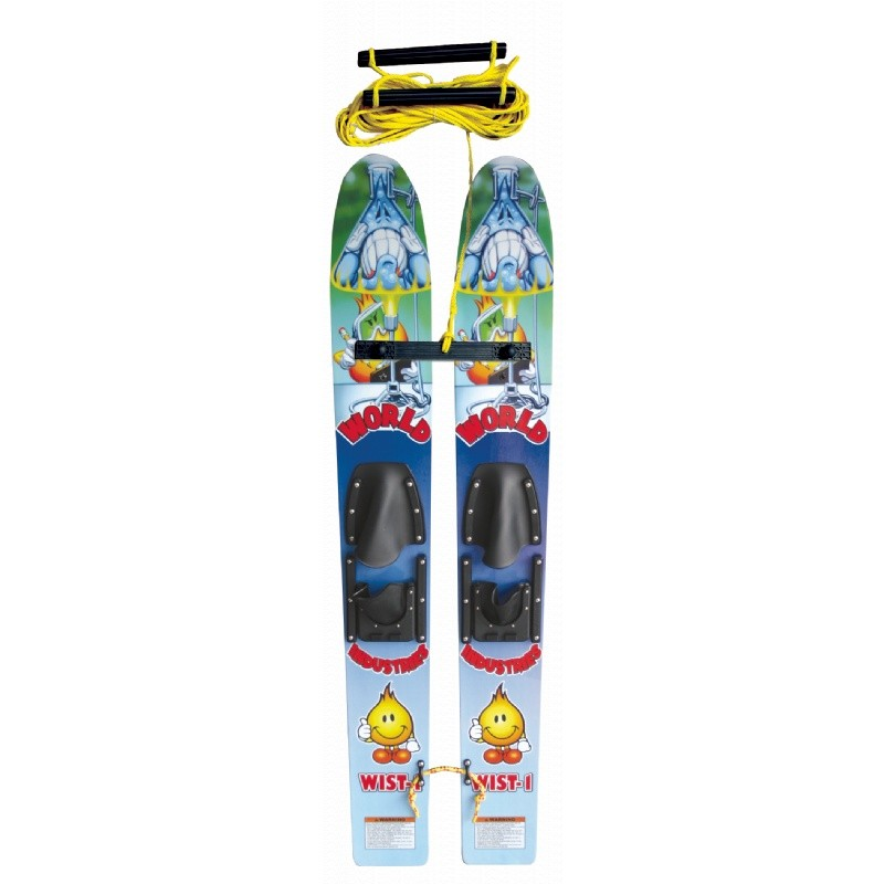 Water Skis: WI Mad Scientist Trainer WaterSki