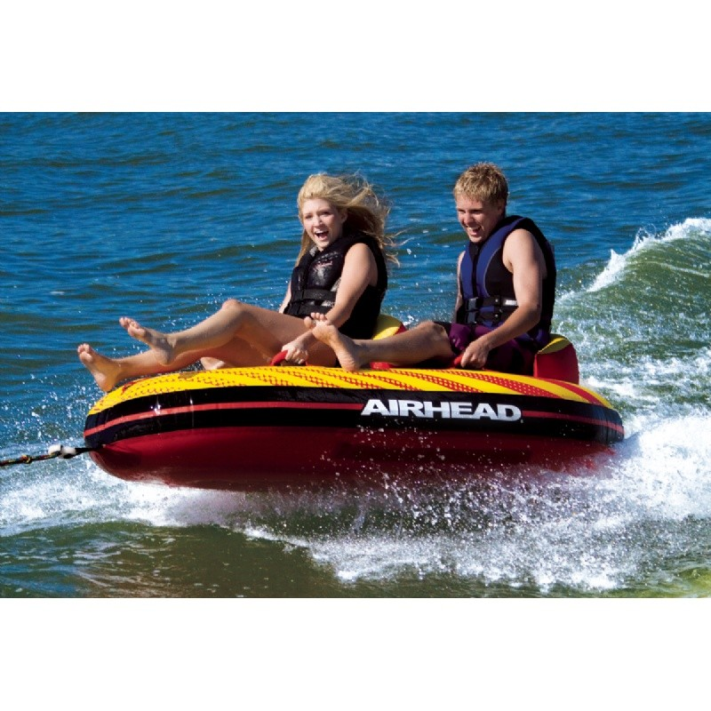 Pig Cookers Towable: Wake Surf 2 Person Towable Kayak