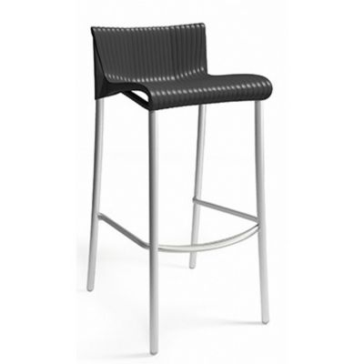 Duca Outdoor Bar Chair Antracite NR-75254