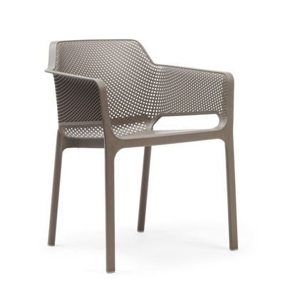 Net Contemporary Outdoor Arm Chair Tortora NR-40326
