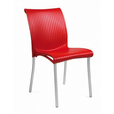 Regina Outdoor Chair Red NR-61850
