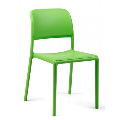 Riva Bistrot Resin Outdoor Chair Lime NR-40247