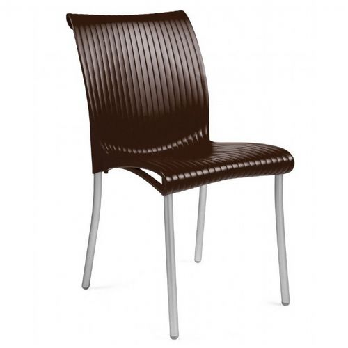 Regina Outdoor Chair Cafe Brown NR-61850-05