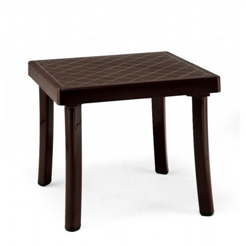 Rodi Square Side Table Brown NR-40050-05