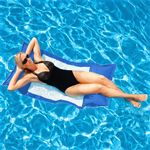 Kai Water Hammock Pool Float - Pacific Blue FL226
