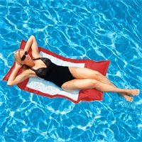Kai Water Hammock Pool Float - Logo Red FL226