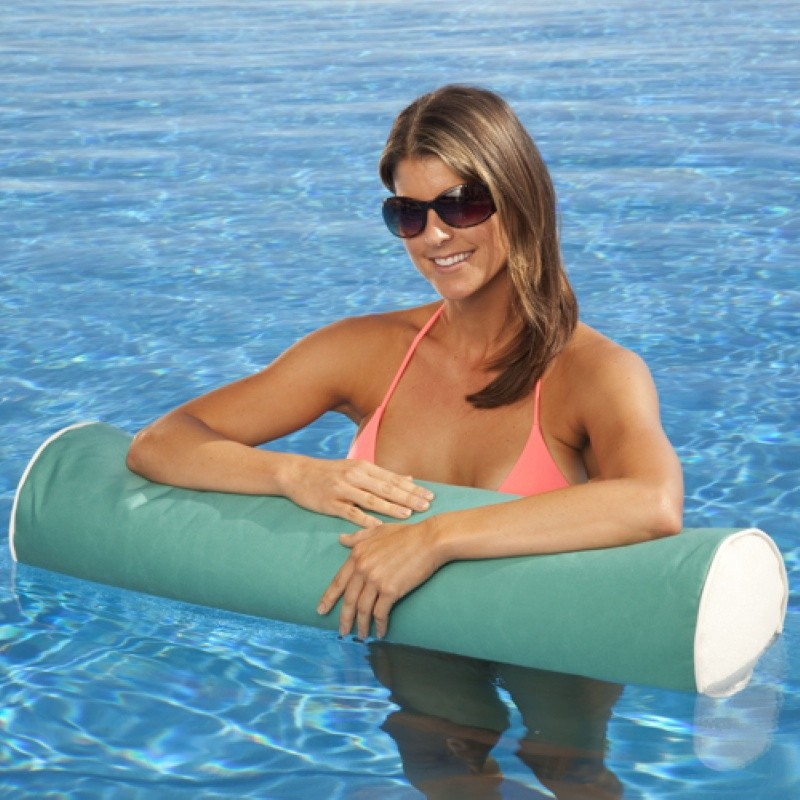 Roll Pillow Floating Canvas Noodle