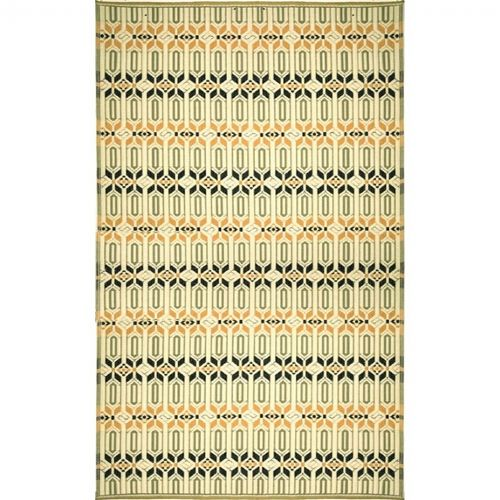 Outdoor Carpet Mat 4×6 Moroccan Brick MMMOR46BI