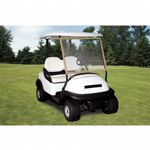 Portable Golf Car Deluxe Windshield CAX-40-001-012401-00