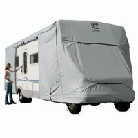 PermaPRO Class C RV Cover Gray Medium CAX-80-130-171001-00