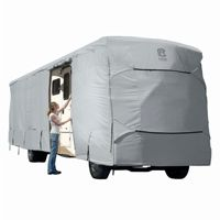 PermaPro Class A RV Cover Gray X-Tall Fits 37-40 ft. CAX-80-184-201001-00