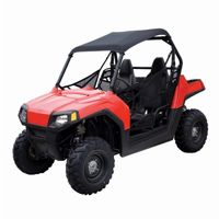 UTV Roll Cage Top Black for RZR CAX-18-006-010401-00
