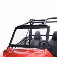 UTV Windshield Black for RZR CAX-18-012-010401-00