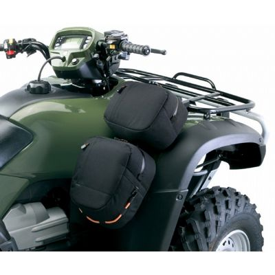 ATV Fender Cargo Bag Black CAX-78607