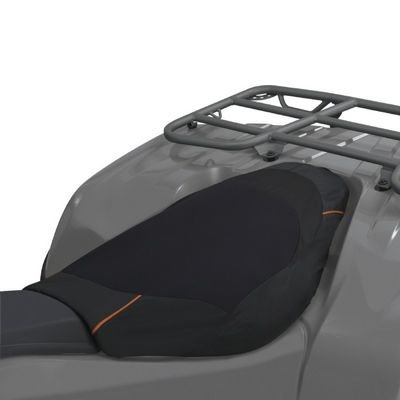 Deluxe ATV Seat Cover Black CAX-15-098-013801-00