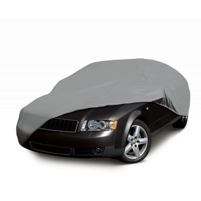 Deluxe Four Layer Car Cover 210 inch CAX-71003-F