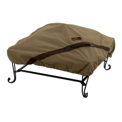Hickory Fire Pit Cover Square CAX-55-200-012401-EC