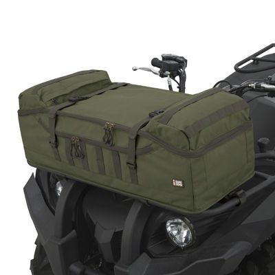 Molle ATV Front Rack Bag Olive CAX-15-045-011405-00