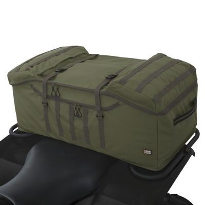 Molle ATV Rear Rack Bag Olive CAX-15-044-011405-00