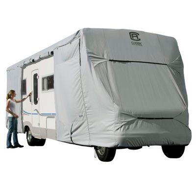 PermaPRO Class C RV Cover Gray X-Large CAX-80-132-191001-00