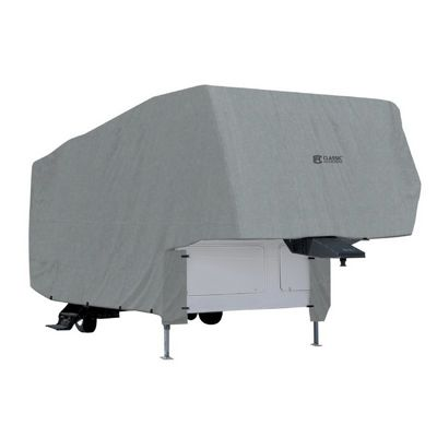 PolyPRO™ 1 5th Wheel RV Cover Gray 26-29 ft. CAX-80-151-161001-00