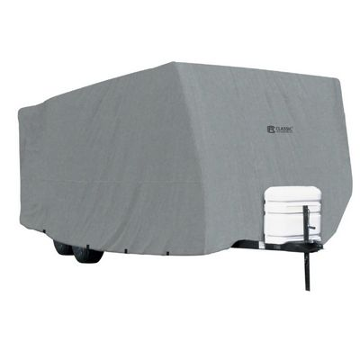 PolyPRO™ 1 RV Travel Trailer Cover Gray up to 20 ft. CAX-80-174-141001-00
