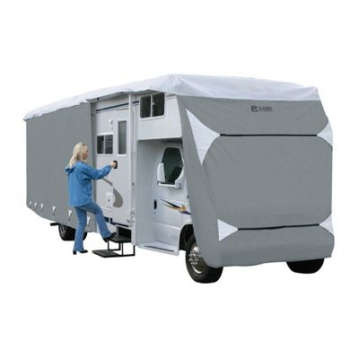 PolyPRO™3 RV Class C Cover Gray 29-32 ft. CAX-79563