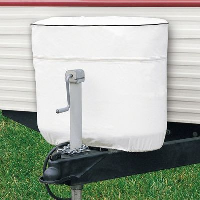 RV Tank Cover White Large CAX-79730