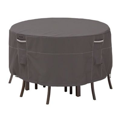 Ravenna Patio Table and Chair Cover Tall CAX-55-187-015101-EC