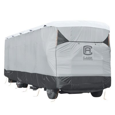 Skyshield Class A Rv Cover Model 7t 80 373 102001 Ex