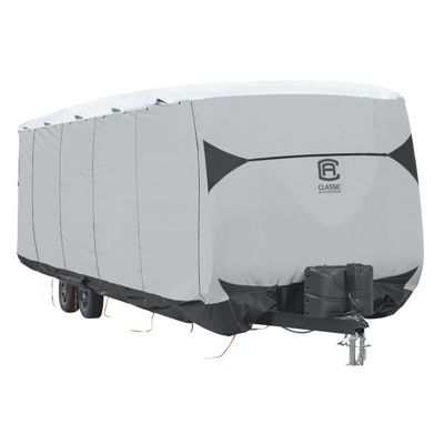 SkyShield™ Travel Trailer & RV Cover-Model 5 80-387-101801-EX