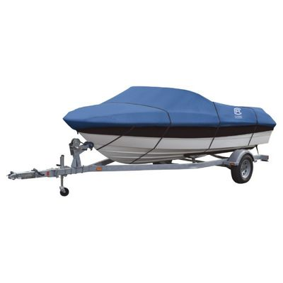 Stellax Boat Cover Blue 16-18.5 ft. CAX-20-147-100501-00