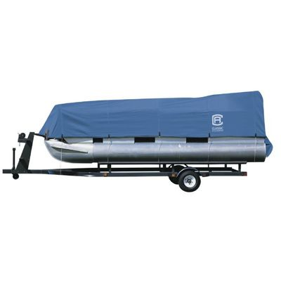 Stellex Pontoon Boat Cover Blue Medium CAX-20-150-080501-00