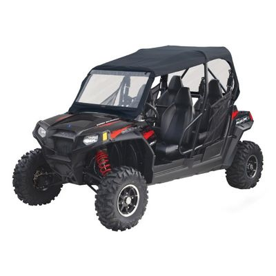 UTV Roll Cage Top with Front & Rear Windows for Polaris RZR 4 CAX-18-053-010405-00