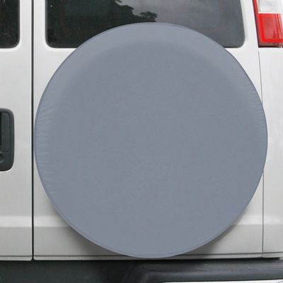 Universal Spare Tire Cover Gray Large CAX-80-073-041001-00