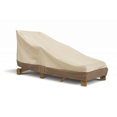 Veranda 66 inch Outdoor Chaise Cover CAX-78952