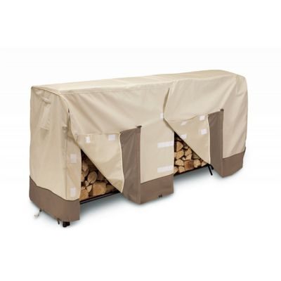 Veranda Large Log Rack Cover 8 Feet CAX-72982