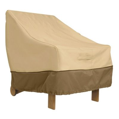 Veranda Outdoor Chair Cover High Back CAX-78932