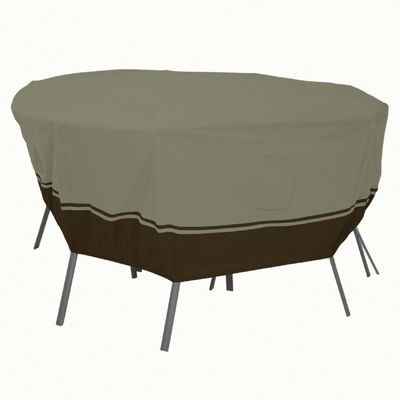 Villa Round Table and Chair Set Cover Large CAX-55-028-043801-EC