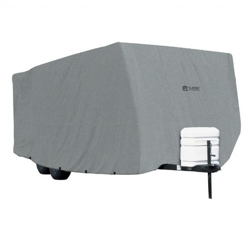 PolyPRO™ 1 RV Travel Trailer Cover Gray 22-24 ft. CAX-80-176-161001-00