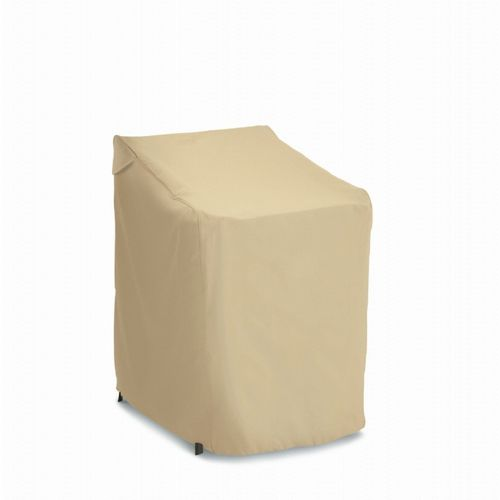 Terrazzo Stackable Patio Chairs Cover CAX-58972