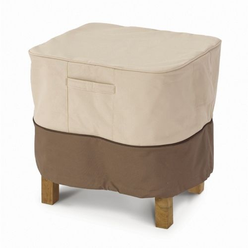 Veranda Rectangle Patio Ottoman Cover 32 inch CAX-71992