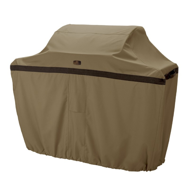Hickory BBQ Grill Cover Tan XXL