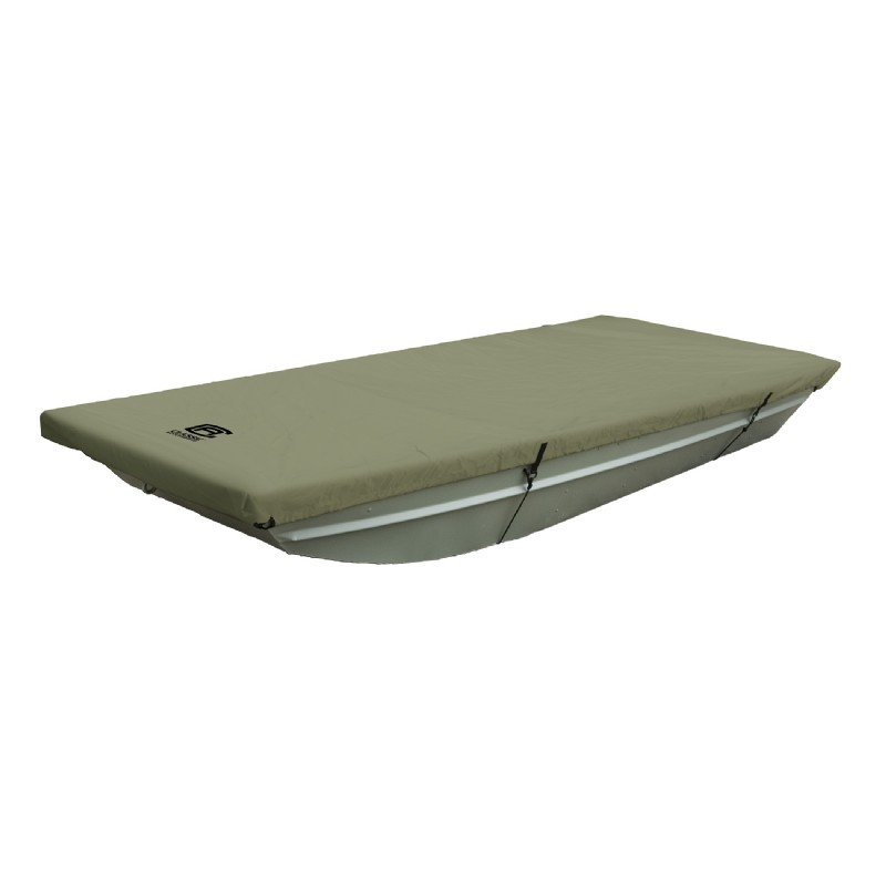 Jon Boat Cover Olive 12-14 ft.