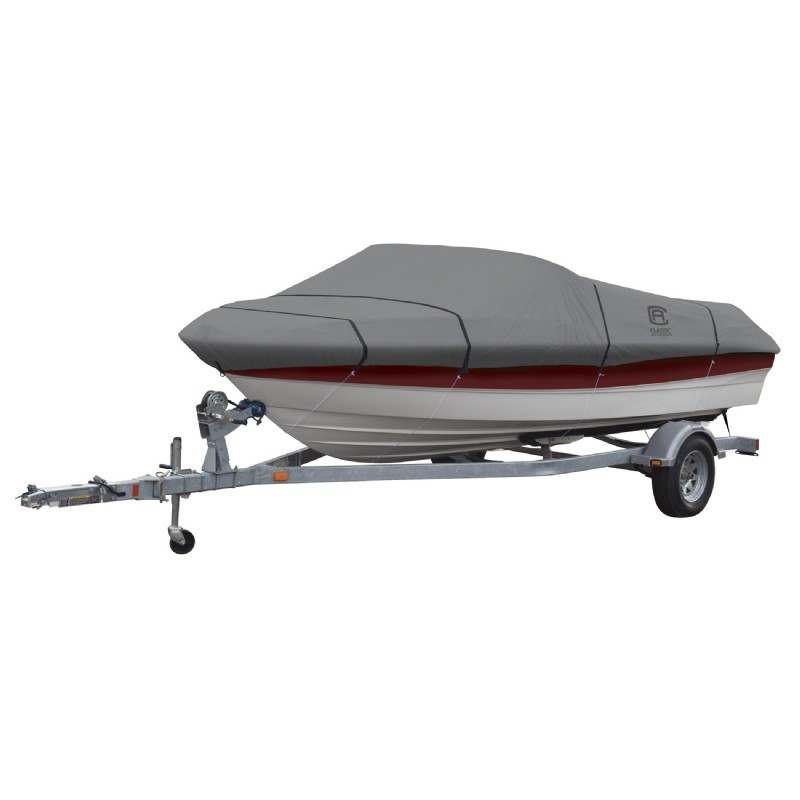 Lunex RS-1 Boat Cover Gray 17-19 ft.