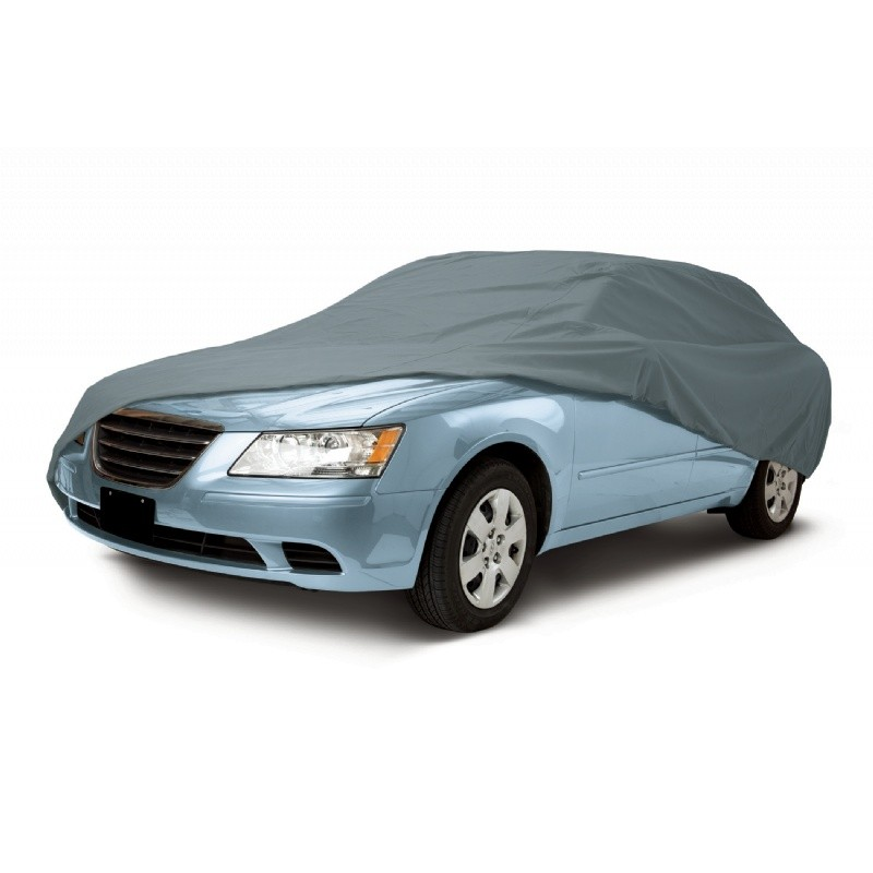 Sedan Car Covers: OverDrive PolyPRO1 Compact Sedan Car Cover 175 inch