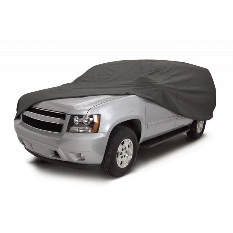 Suv & Pickup Covers: OverDrive PolyPRO3 Full-Size SUV/ Pickup Cover 230 inch