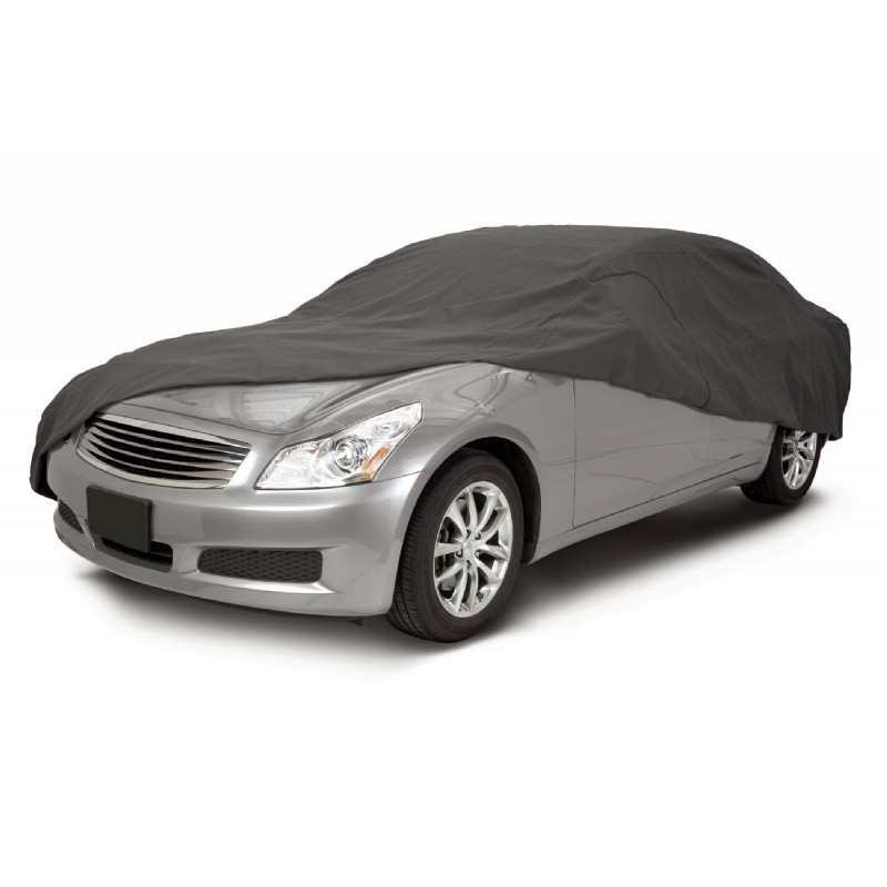 OverDrive PolyPRO3 Full-Size Sedan Car Cover 210 inch